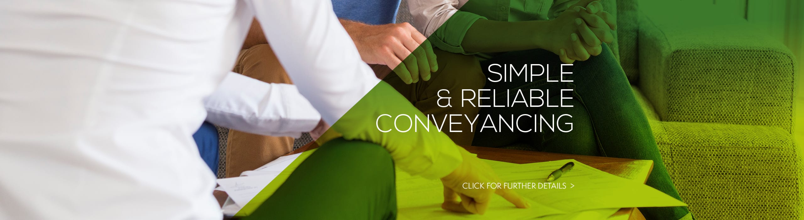 conveyancing banner